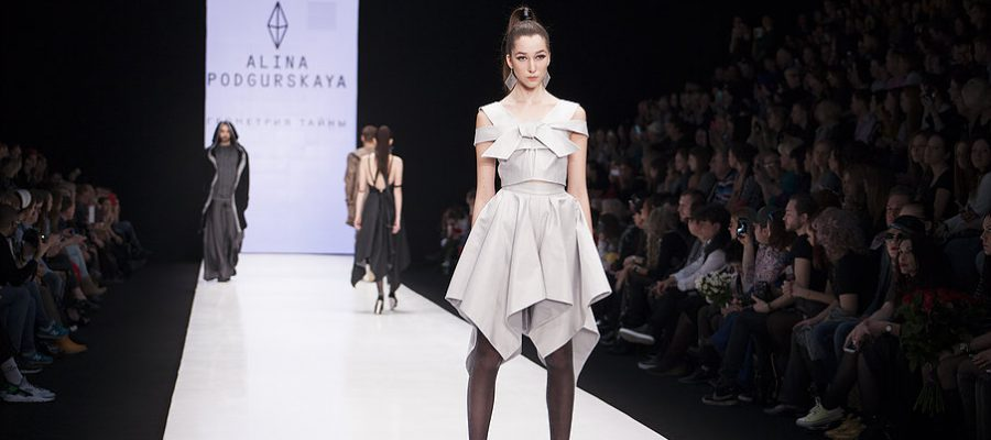 Открытие Mercedes-benz Fashion Week