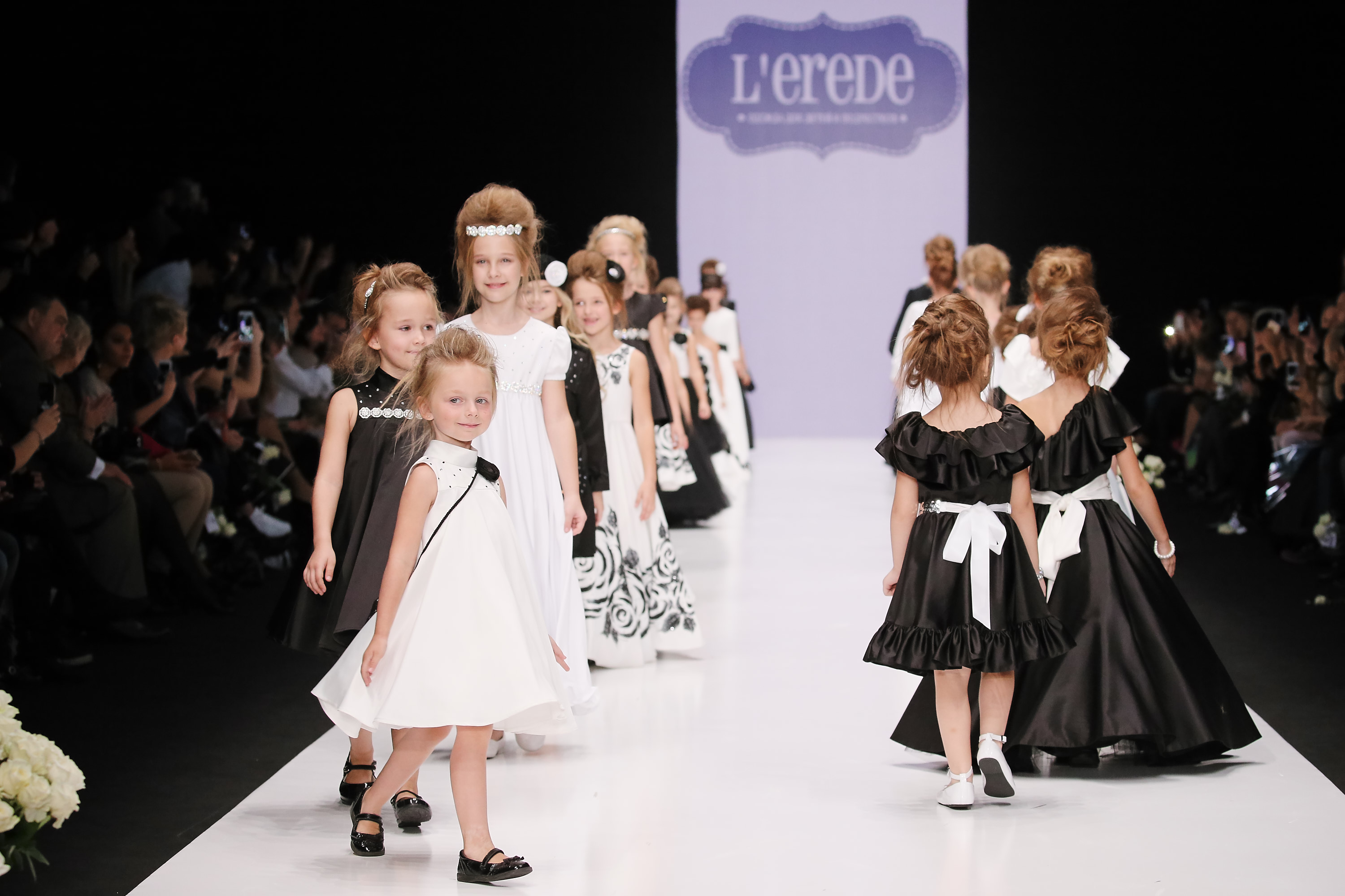 33rd Season of Mercedes-Benz Fashion Week Russia Day 3